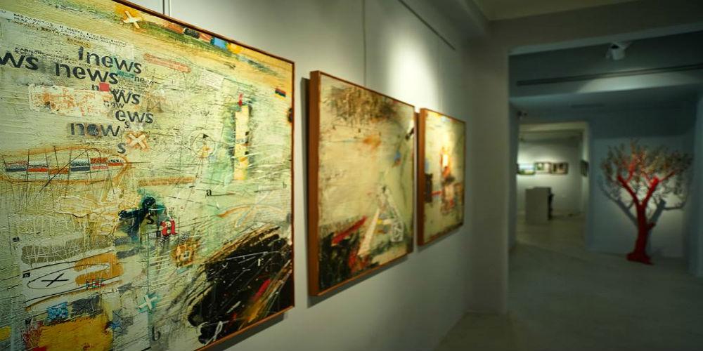 Skoufa Gallery Mykonos branch