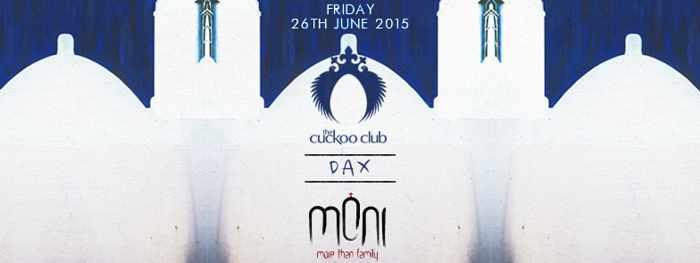 Moni nightclub on June 26