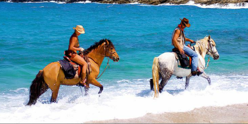 Horseland Mykonos Horse Riding