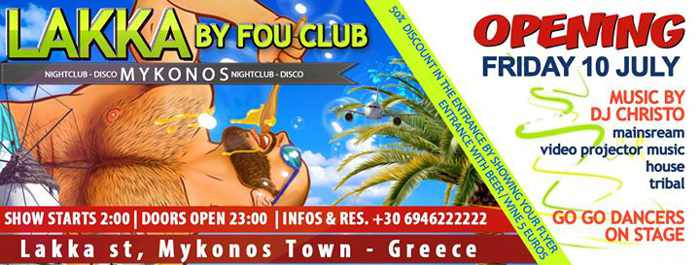 Lakka by Fou Club